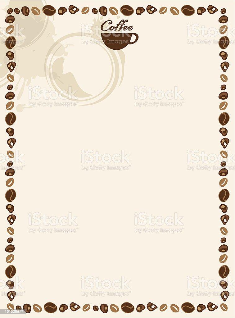 coffee menu royalty-free coffee menu stock vector art & more images of cafe