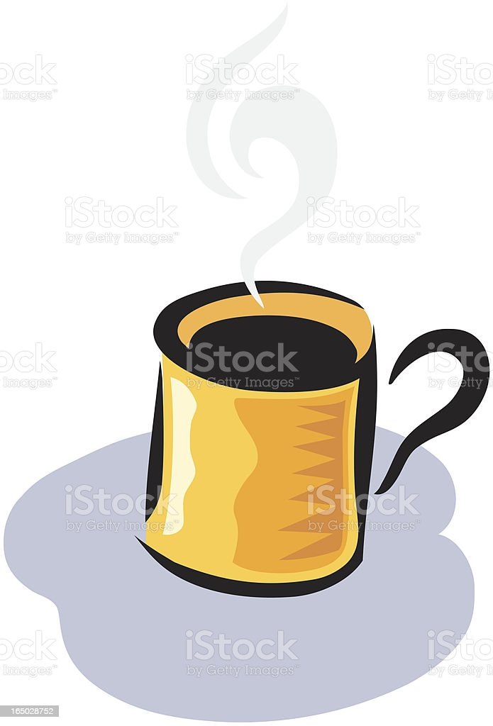 Coffee mug royalty-free coffee mug stock vector art & more images of coffee - drink