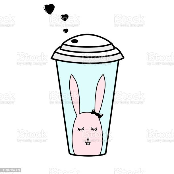 Coffee paper cup hand drawn vector white background pink bunny sweet vector id1184854909?b=1&k=6&m=1184854909&s=612x612&h=u38l7pflp0q0egdknhodpugqe1kafwbjdc6lbjz sem=