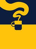 istock Coffee poster design 1289807967