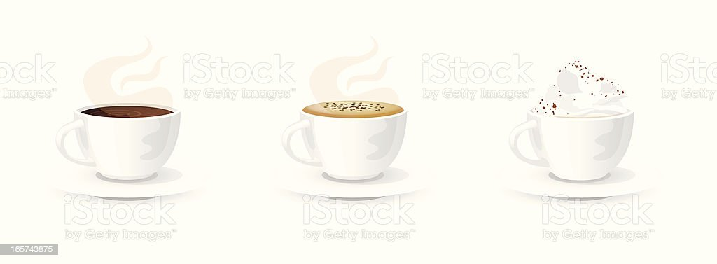 Coffee Selection royalty-free coffee selection stock vector art & more images of black coffee