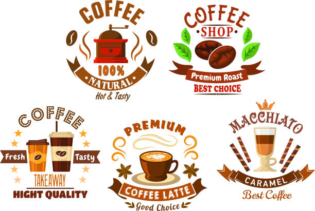 Royalty Free Cafe Macchiato Clip Art, Vector Images ...