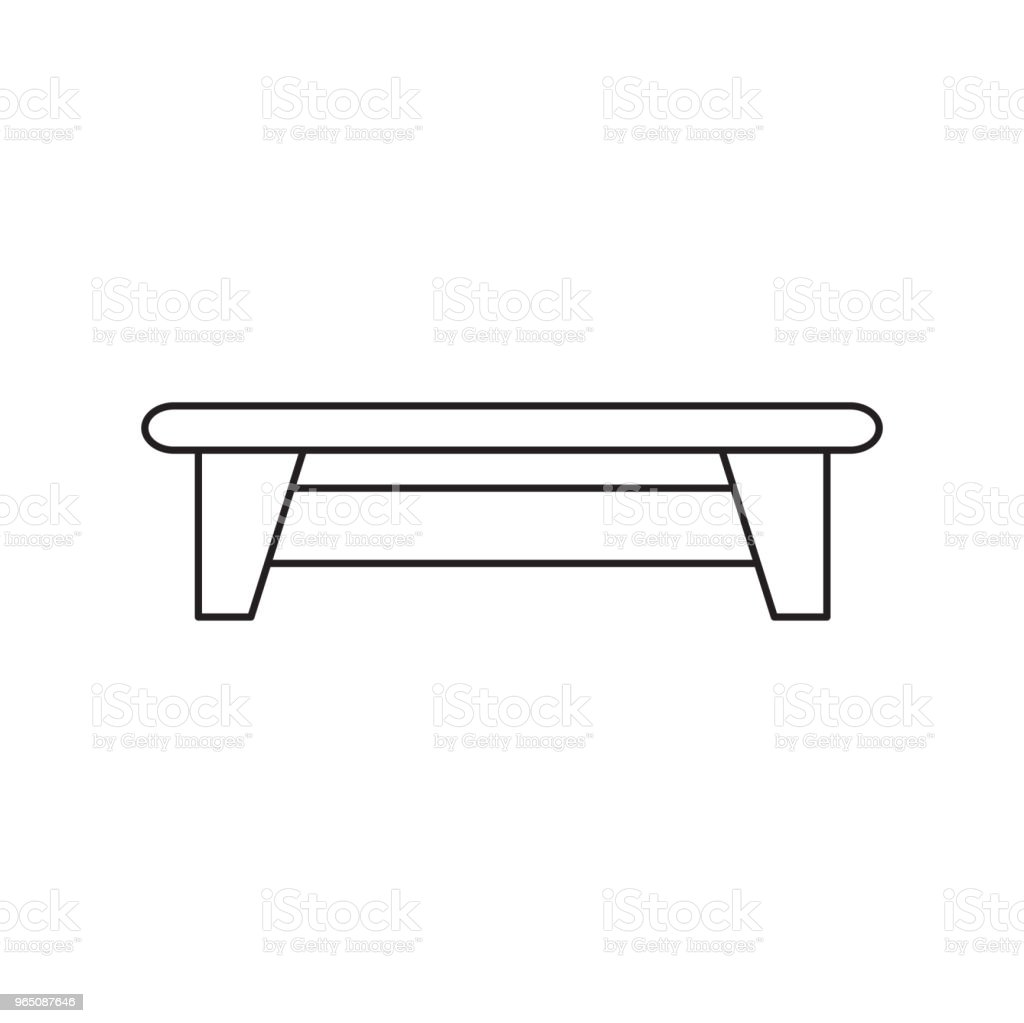 coffee table icon royalty-free coffee table icon stock vector art & more images of azerbaijan