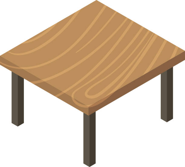Clip Art Coffee Table: Royalty Free Square Table Clip Art, Vector Images