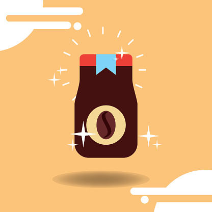 Coffee Time Image - Arte vetorial de stock e mais imagens de Aromaterapia