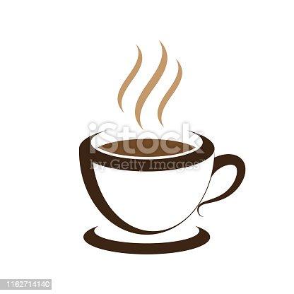 coffee. eps 10 vector file