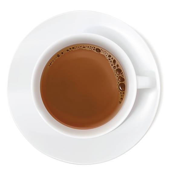 Coffee - Vector Illustration Coffee - Vector Illustration hot chocolate stock illustrations