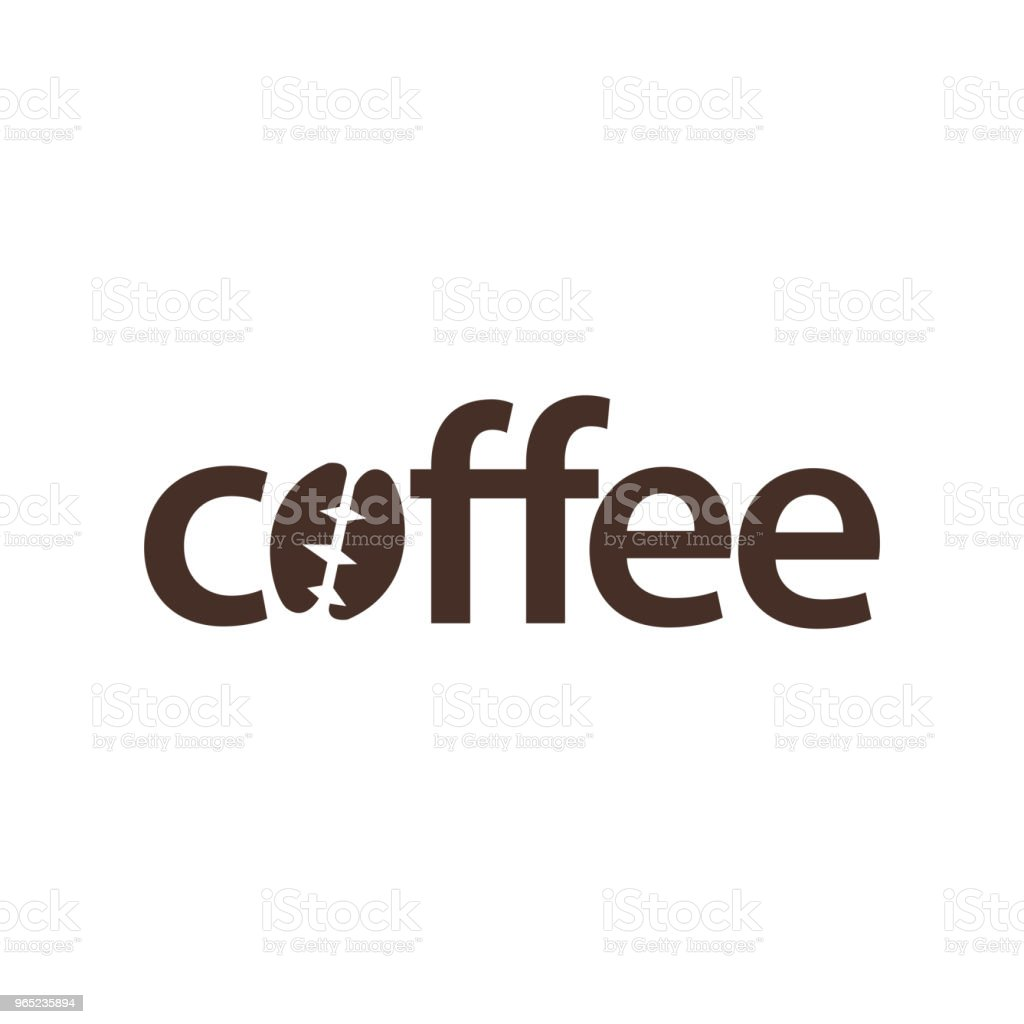 Coffee Vector Template Design royalty-free coffee vector template design stock vector art & more images of art