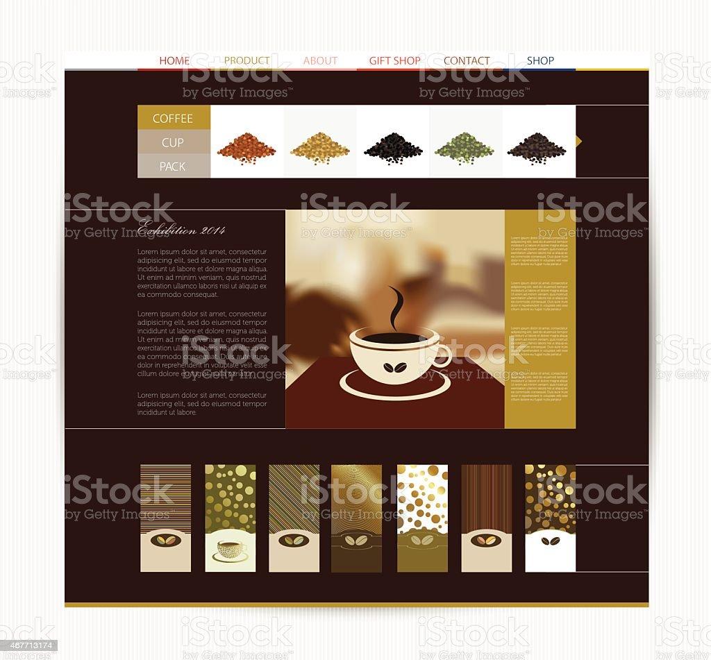 Und Websitedesignvorlagen Blog Design Vektor Illustration 467713174 ...