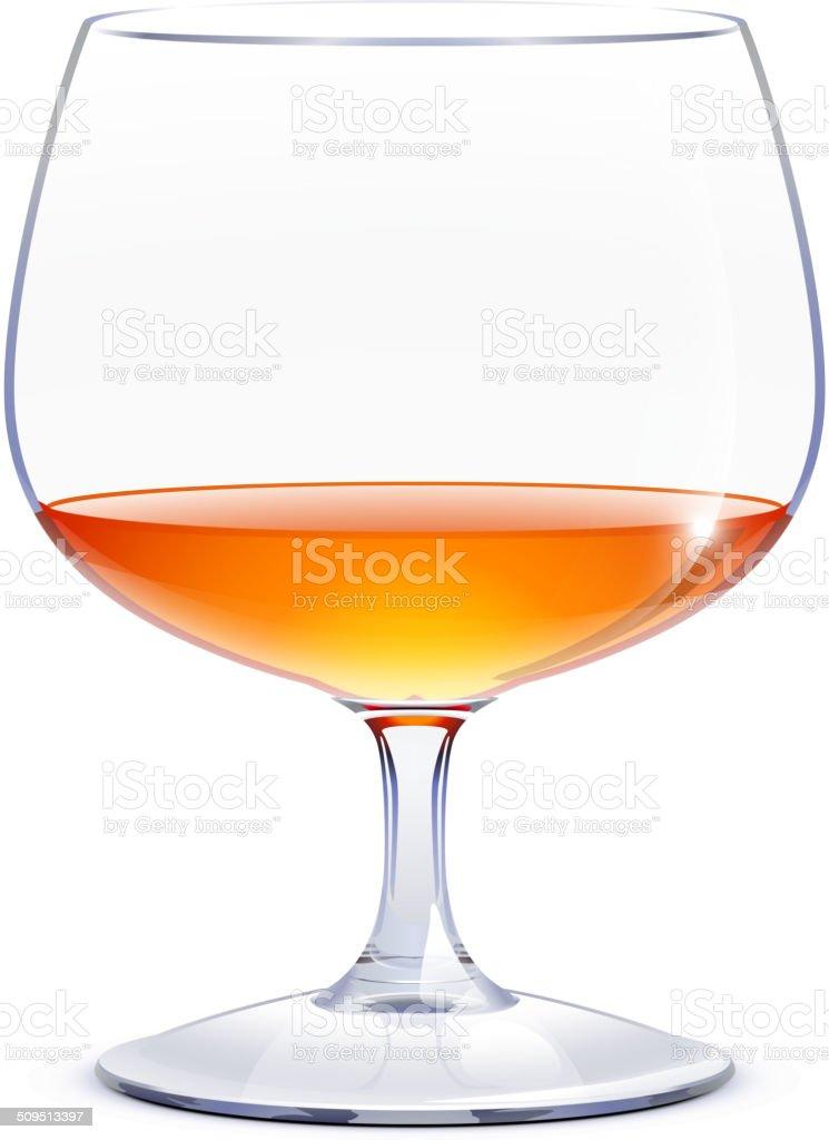 cognac vector art illustration