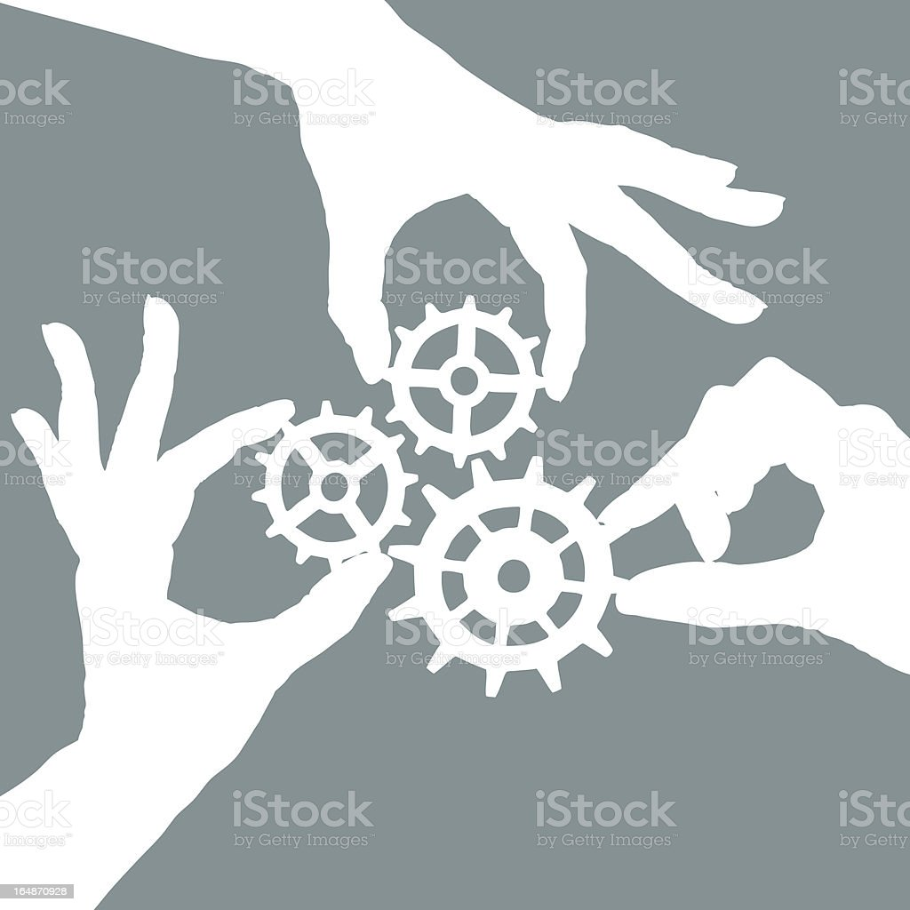 Cogs and gears royalty-free cogs and gears stock vector art & more images of connection