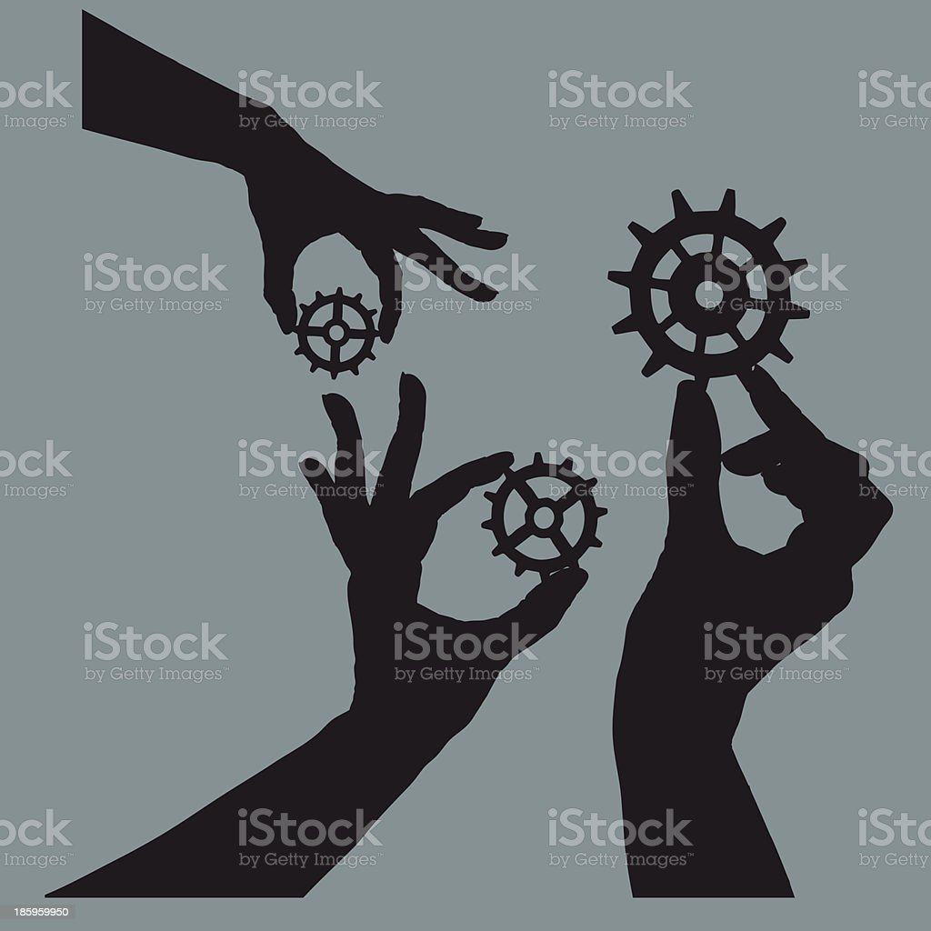 Cogs and gears royalty-free cogs and gears stock vector art & more images of bicycle gear