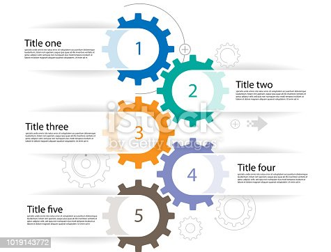 infograhics teamwork design planning