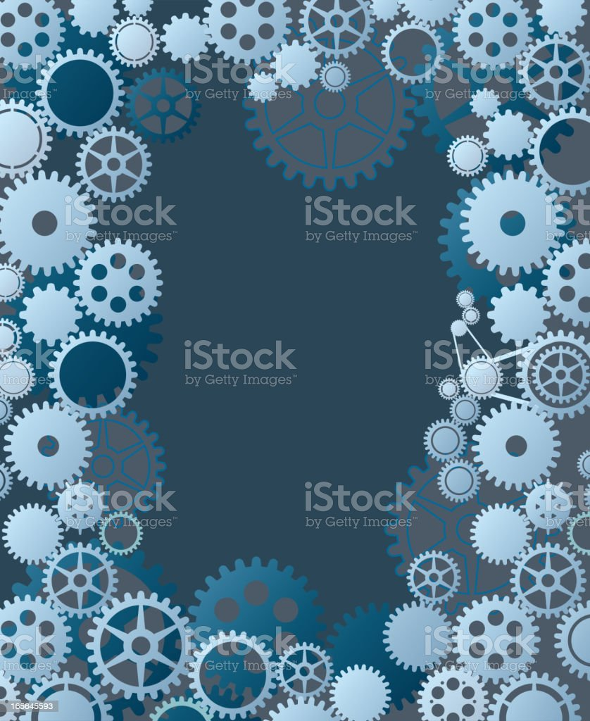 cogwheel border royalty-free cogwheel border stock vector art & more images of accuracy