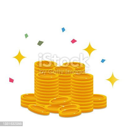 istock Coin-rich gifts 1331532055
