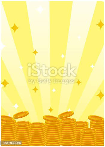 istock Coin-rich gifts 1331532060