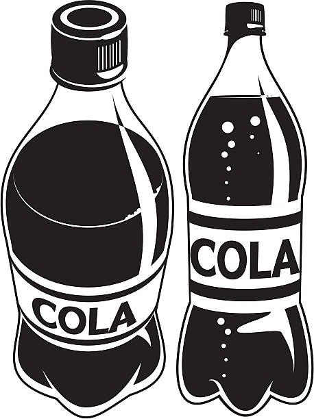 Soda Bottle Illustrations, Royalty-Free Vector Graphics ...