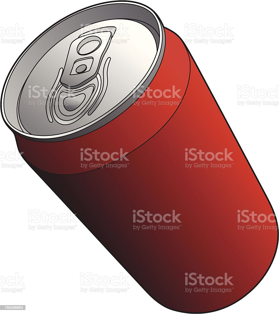Cola Can royalty-free cola can stock vector art & more images of alcohol