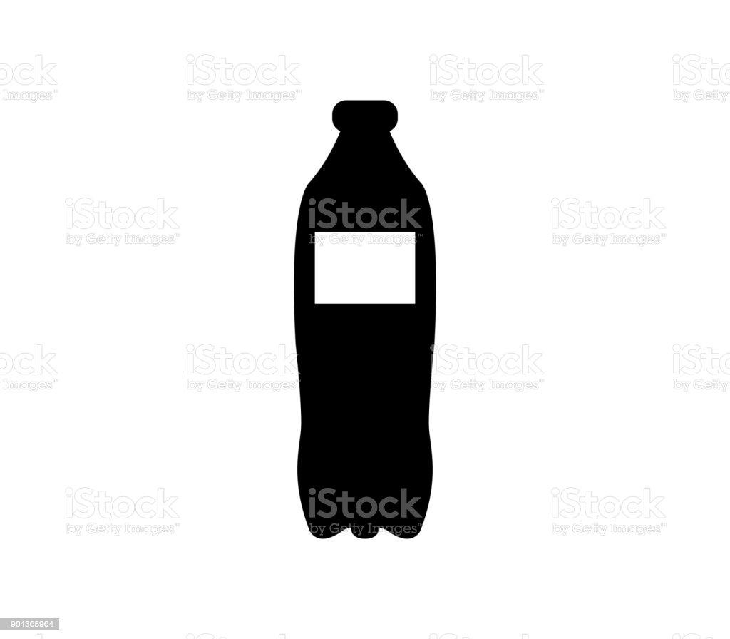ícone de coca-cola - Vetor de Bebida royalty-free