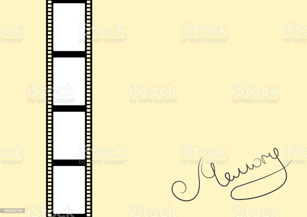 コラージュのテンプレート写真背景に word メモリをレタリング
