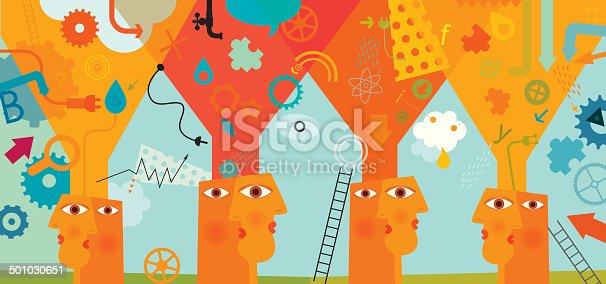 istock Collect Information Research Concept 501030651