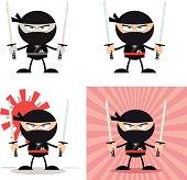 Collection of Angry Ninja - 5