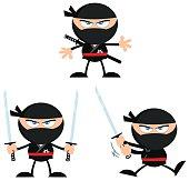 Collection of Angry Ninja - 8