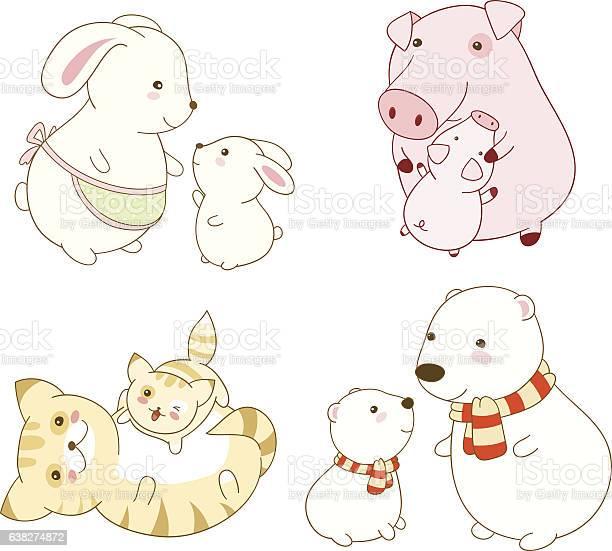 Collection of cartoon animals in kawaii style vector id638274872?b=1&k=6&m=638274872&s=612x612&h=6mc4dtuuqac50zandguscsti4f0bqcl43p4o mpyq u=