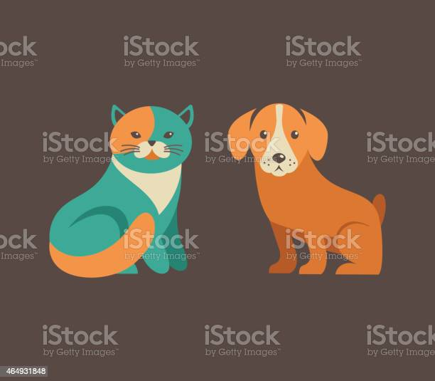 Collection of cat and dog vector icons and illustrations vector id464931848?b=1&k=6&m=464931848&s=612x612&h=wjix6pppcaoqkiisran0iqkptswqveidkiaqhe4pwhm=