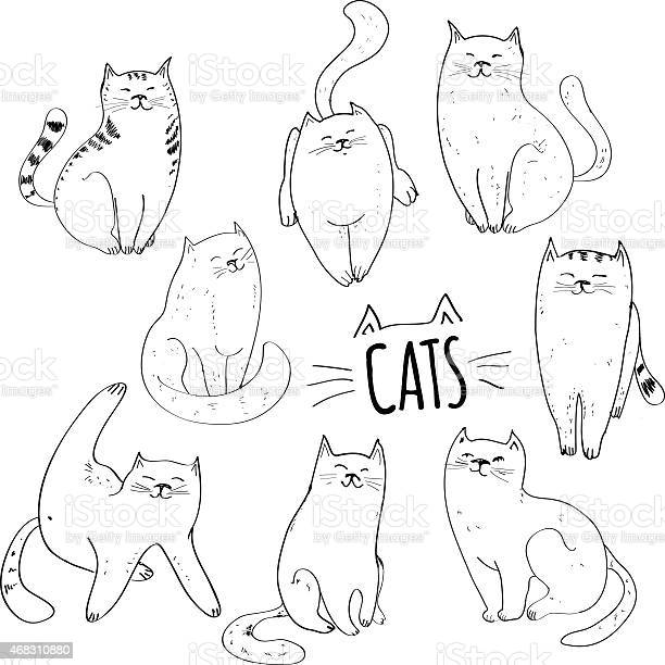 Collection of cats vector id468310880?b=1&k=6&m=468310880&s=612x612&h=9olxhxgwrrdpka4akeyfs2nq646gp641eh2u d k 40=