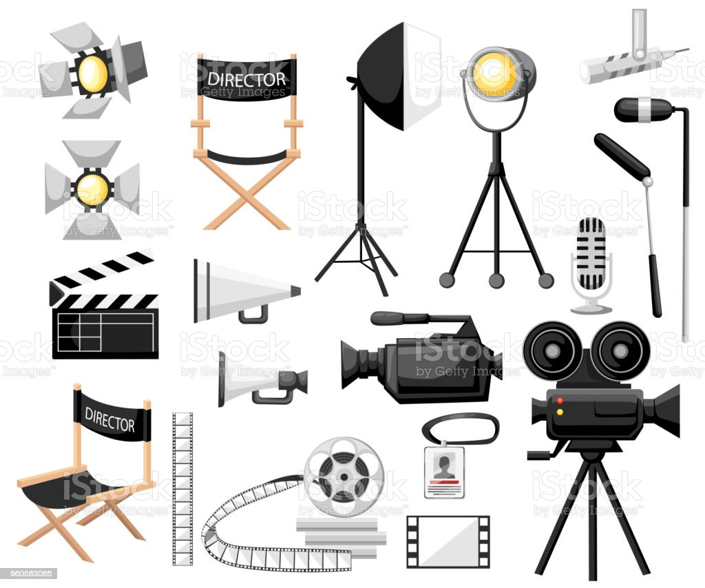Image result for IMAGES OF MAKING A MOVIE