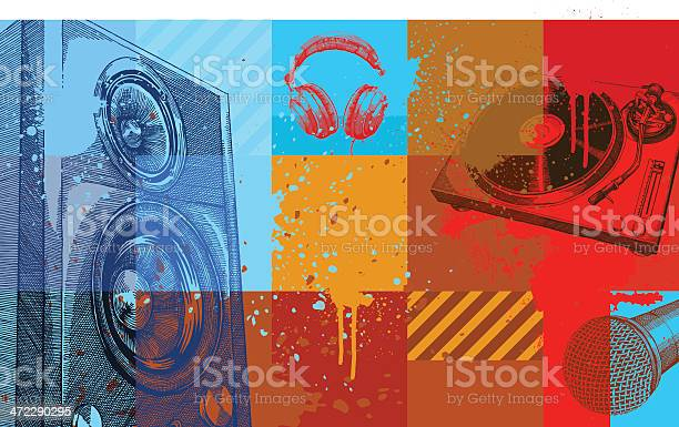 Collection of colored squares with music items on them vector id472290295?b=1&k=6&m=472290295&s=612x612&h=abizsp3 f1assw1bqg94efvatqjhdrz1tpkgrus5ldi=
