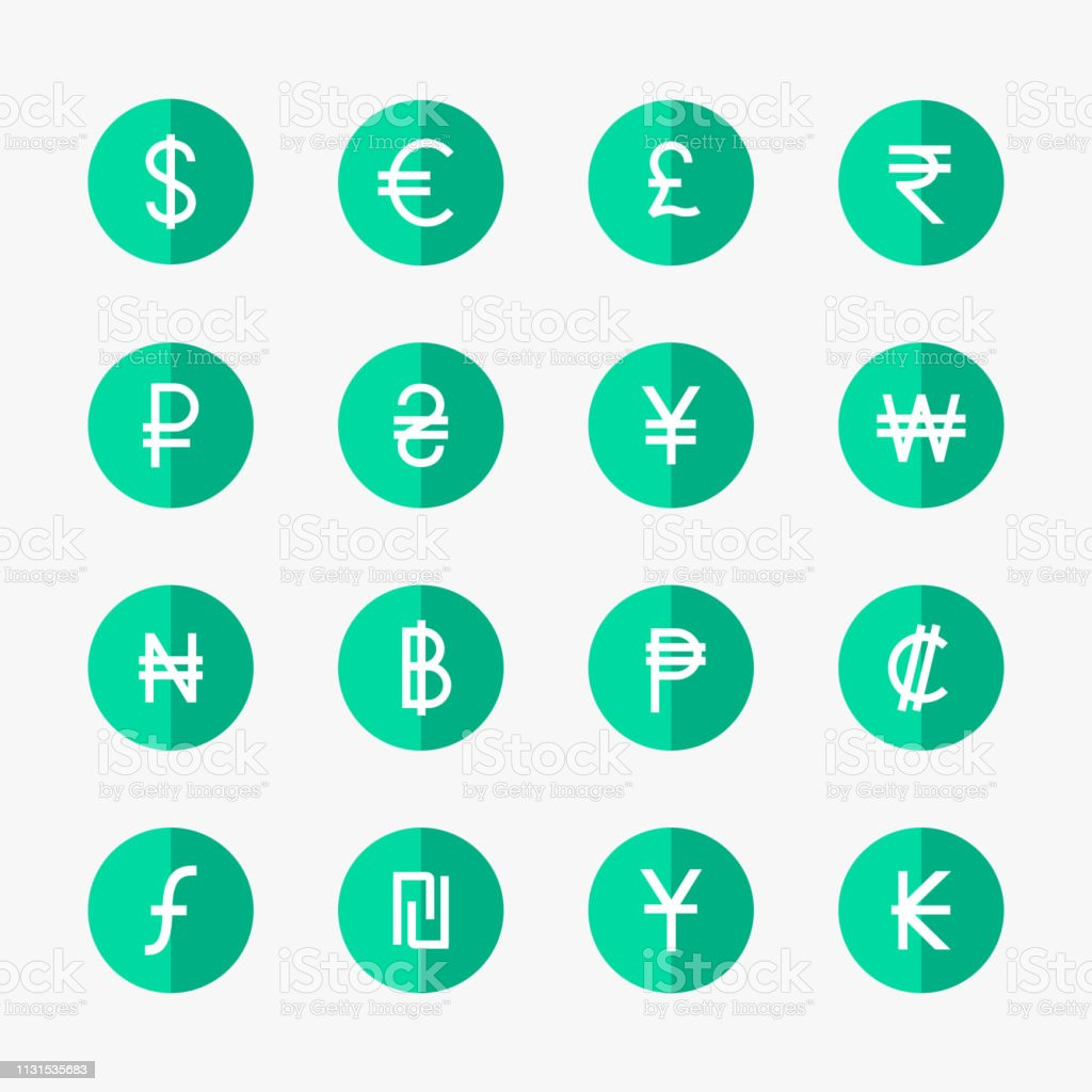 Peso sign vector