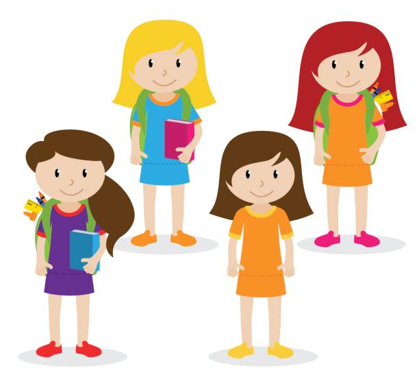 Royalty Free Middle School Clip Art, Vector Images ...