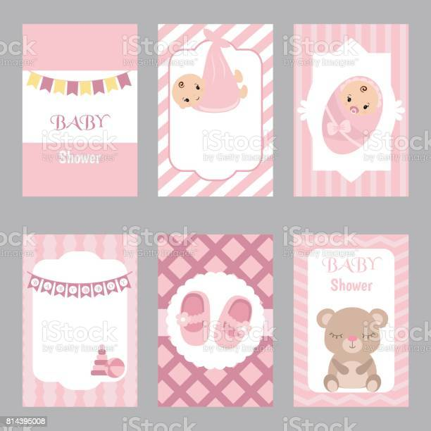 Collection of cute baby girl card vector id814395008?b=1&k=6&m=814395008&s=612x612&h=svwh0ly6q1t2rpbpx0nx wgpacat 50wfzlqmau kvy=
