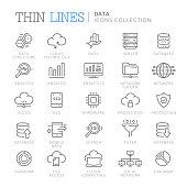 Data icons - 64,028 free & premium icons on Iconfinder