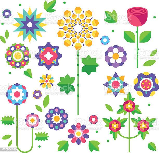 Collection of flowers buds and leaves vector vector id520804140?b=1&k=6&m=520804140&s=612x612&h=bvmdm8longwujcvselafr5cv59dj0 ackyqkd7kqzoo=