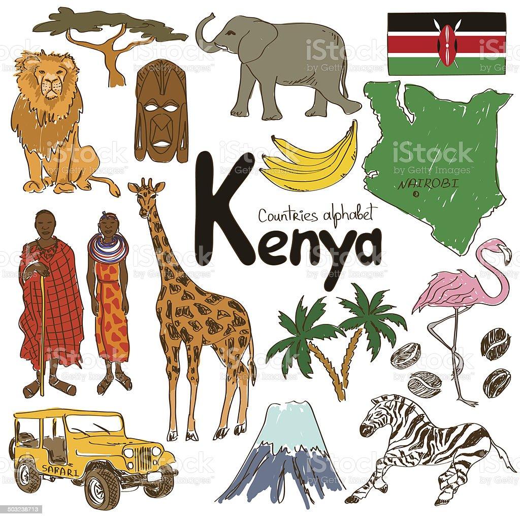 Image result for kenya clipart