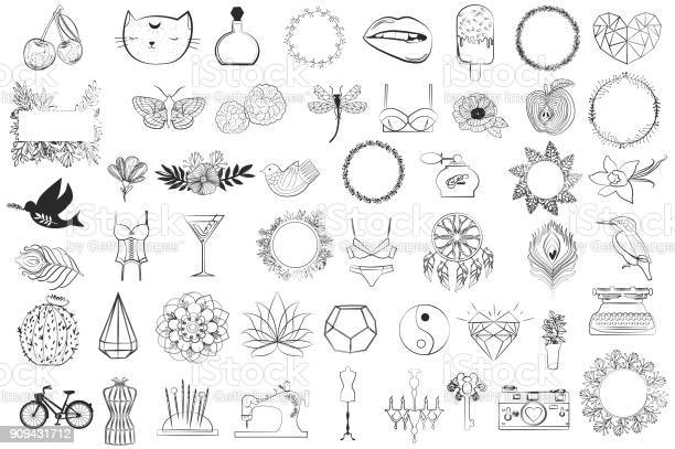 Collection of minimal vintage vector s templates for brand design vector id909431712?b=1&k=6&m=909431712&s=612x612&h=mptgbrytvbk0sqtqzm7z39n3f0owauizkomrkn8ap y=