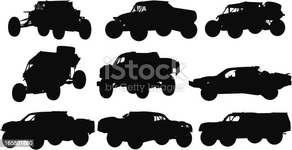 Collection of offroad racing truckshttp://www.twodozendesign.info/i/1.png