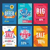 Vector illustration for social media banners, flyer, poster and newsletter designs