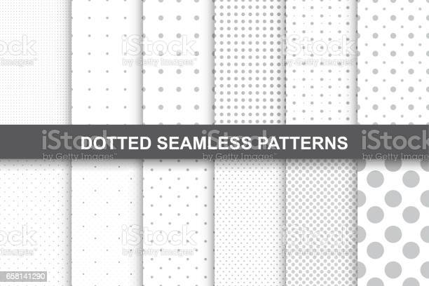 Collection of simple seamless dotted patterns vector id658141290?b=1&k=6&m=658141290&s=612x612&h=6 p9iqovcbvaclghritlc58wcsi8vk7uhtsz18l zsm=