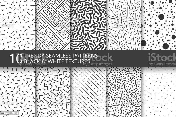 Collection of trendy seamless patterns retro fashion style 8090s and vector id904265814?b=1&k=6&m=904265814&s=612x612&h=d1pv27wxpduir57ys6ivr5vv7nhtbv af3wg6lwqdpc=