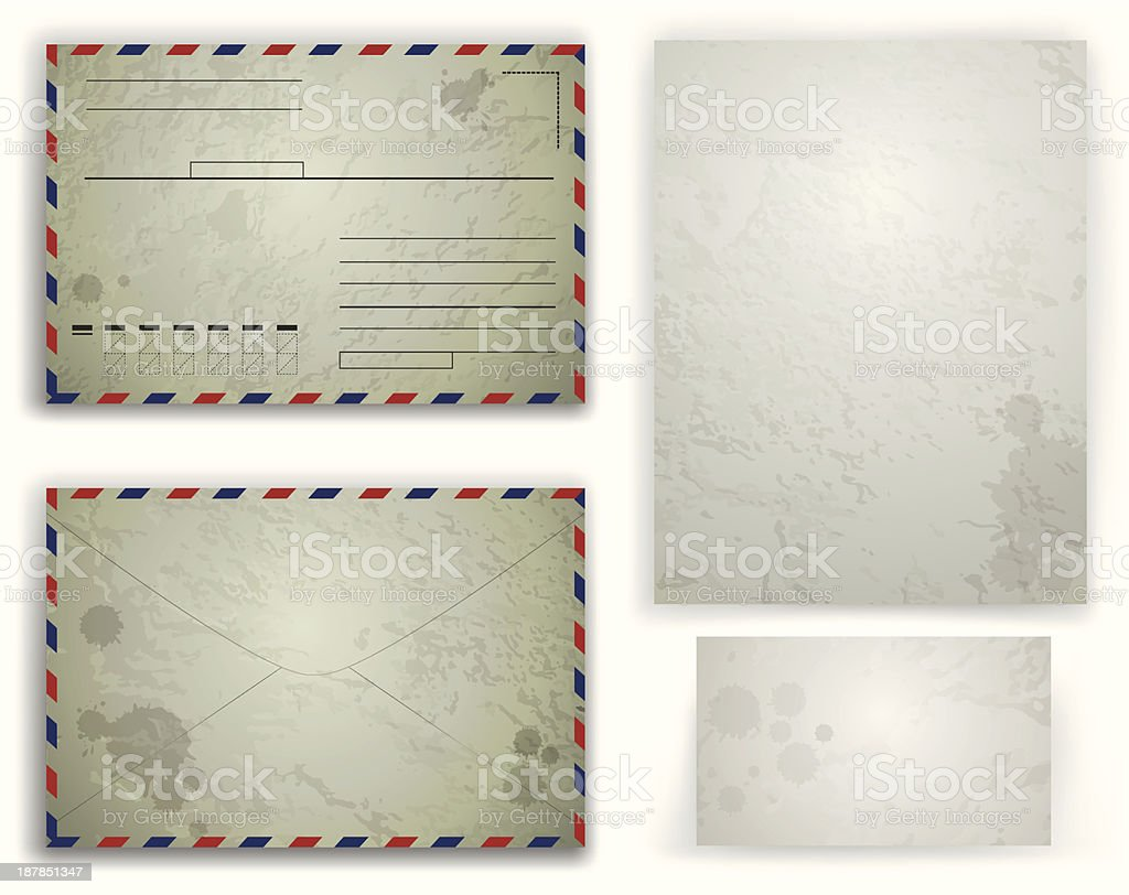 Collection of various blank white paper royalty-free collection of various blank white paper stock vector art & more images of backgrounds