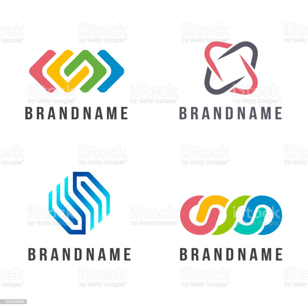 Collection of vector icon design for your business. vector art illustration