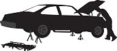 Collector Car Mechanic