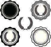 istock Collegiate seals 165606217