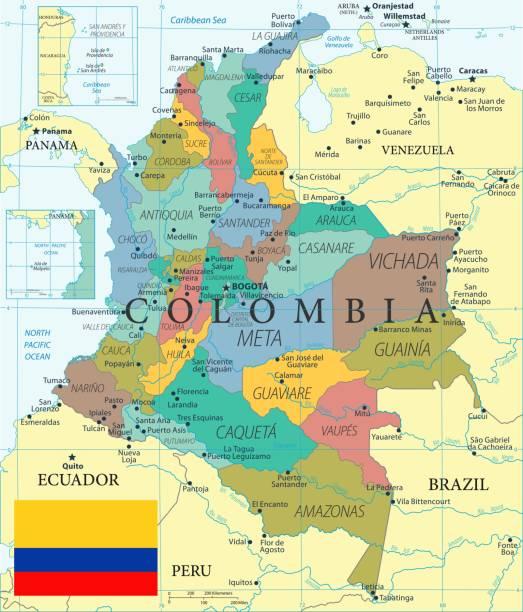 28 - kolumbien color2 10 - bucaramanga stock-grafiken, -clipart, -cartoons und -symbole