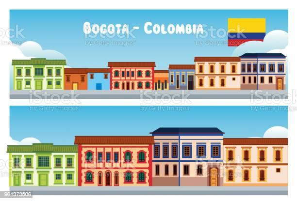 Colombia historic houses vector id964373506?b=1&k=6&m=964373506&s=612x612&h=frfa17i4d7pdlkvolmhlaoipsvw5tsfgvxkgczefhdw=