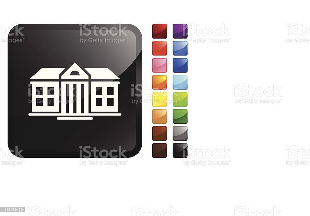 colonial mansion internet royalty free vector art royalty-free stock vector art
